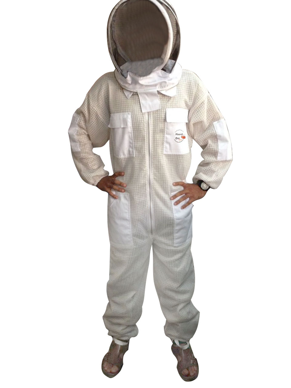 The Ultra Breeze Beekeeping Suit with Veil